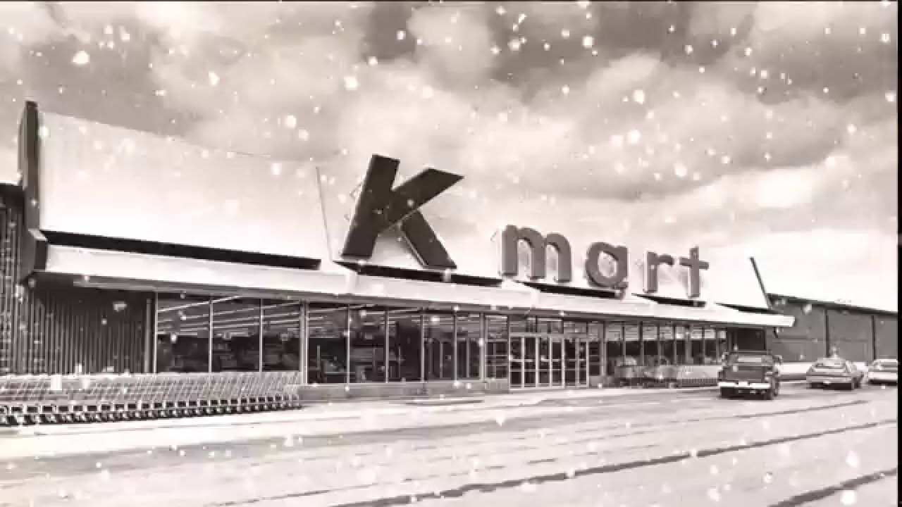 Kmart In-Store Music: Christmas 1974 - YouTube
