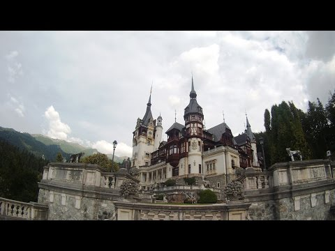 Peleș Castle, Sinaia - Romania
