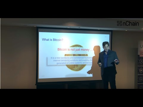 Bitcoin Cash:   The leading Blockchain for New Commerce & Technology – Dr. Craig S. Wright