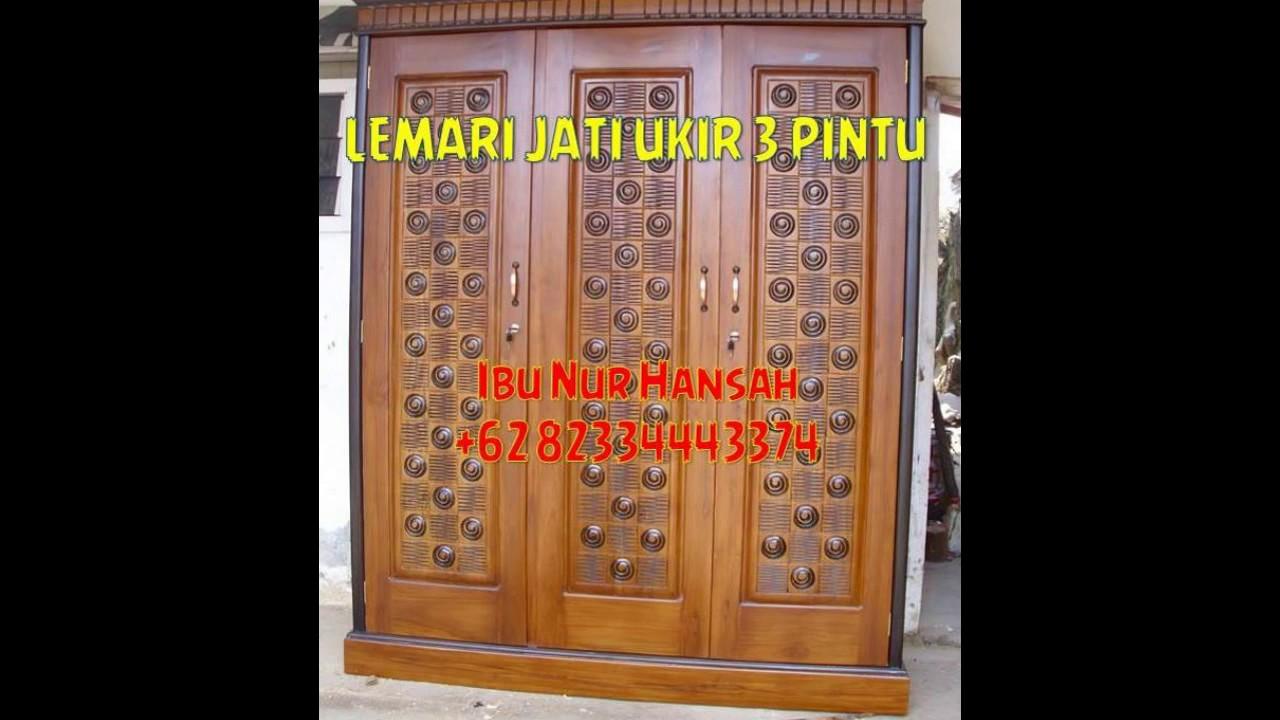 Lemari Kayu Jati Di Malang Harga Lemari Pakaian Jati Jual Lemari Jati Malang