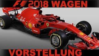 F1 2018 Wagenvorstellung: Ferrari SF71-H