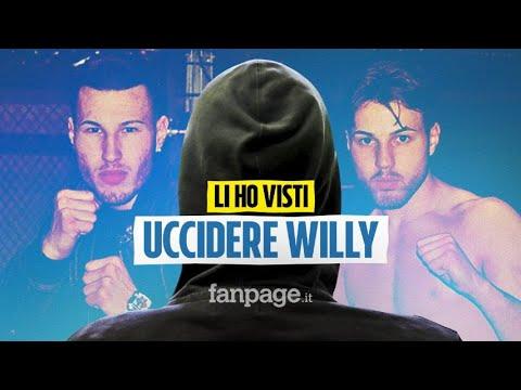 """Omicidio Willy, un testimone: """"Gabriele Bianchi gli ha dato prima un calcio, poi un pugno in testa'"""
