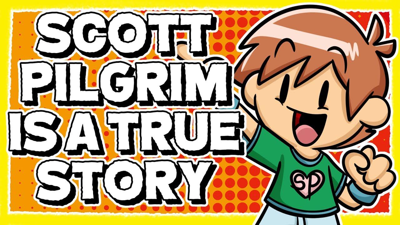Why Scott Pilgrim is Based on a True Story