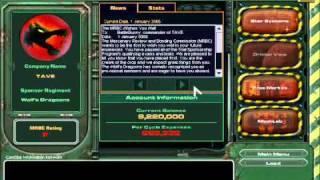 Let's play Mechwarrior 4 Mercenaries part 1