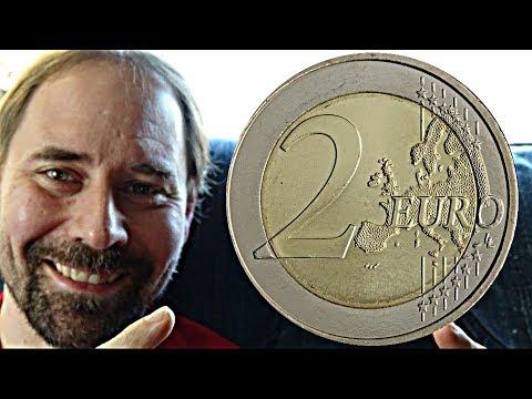 Italy 2 Euro 2005 Coin European Constitution