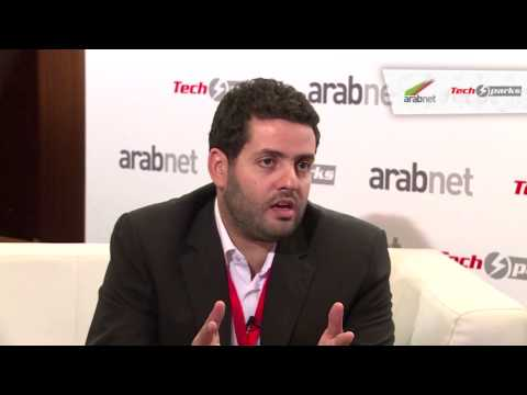 Ziad Matar, Head of Middle East & Central Asia at Qualcomm, Interview during ArabNet Beirut
