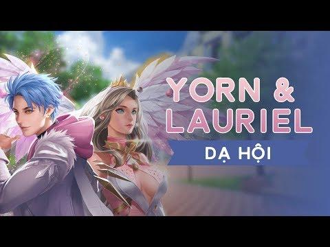"""Yorn đã """"lừa tình"""" Lauriel như thế nào?"""