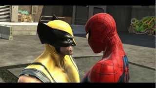 прохождение игры spider man web of shadows часть 11