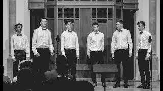 Bedford Upper School - House Singing 2018