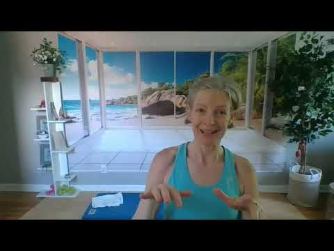 Pilates and Mindfulness for Well-Being. Single -Leg Balance and Stability