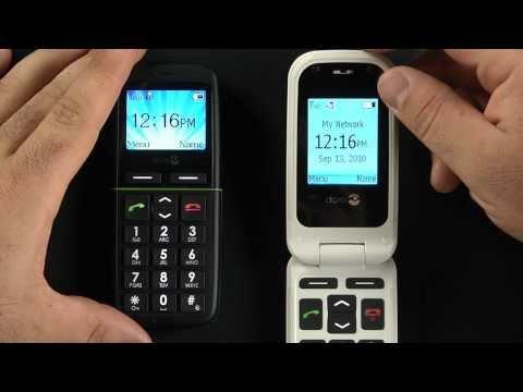 Doro 410 GSM Vs. Doro 345 GSM