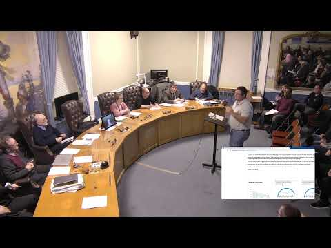 City of Plattsburgh, NY Meeting  1-16-20