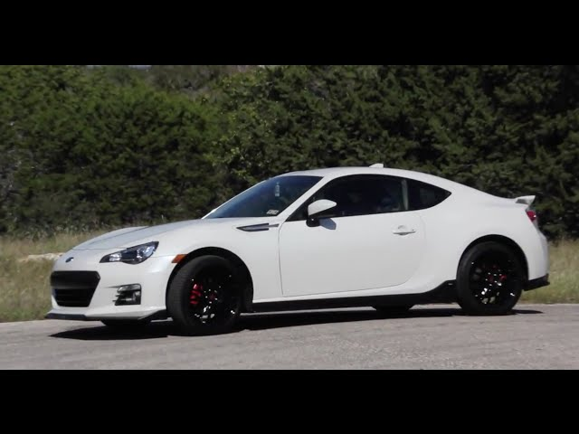 2017 Subaru Brz Series Blue Review In Depth Tour Exhaust Sound Exterior And Interior You