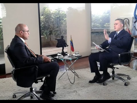 Entrevista al Fiscal General de la República en el programa Vladimir a la 1 25/09/2017