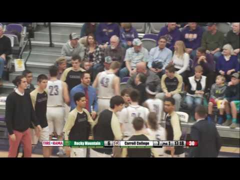 Men's Basketball vs. Rocky Mountain College