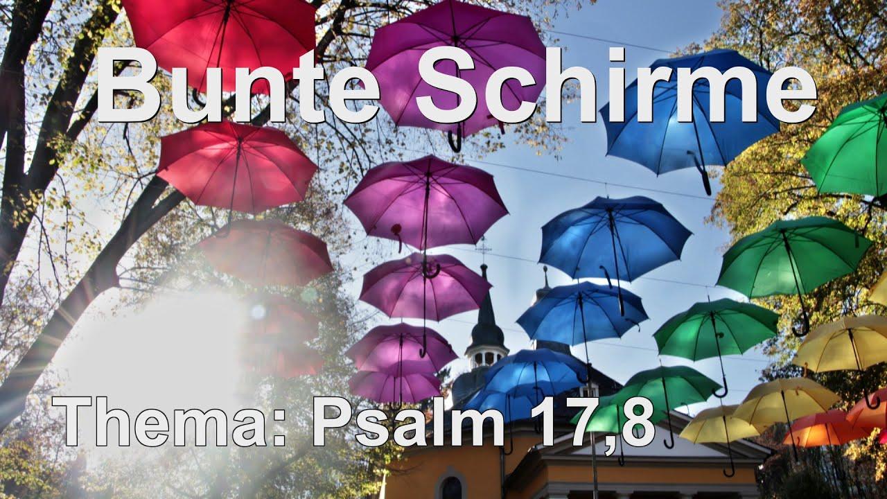 bunte schirme vor der gnadenkirche in bergisch gladbach umbrella art youtube. Black Bedroom Furniture Sets. Home Design Ideas