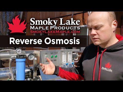 Reverse Osmosis With MemPro 350H