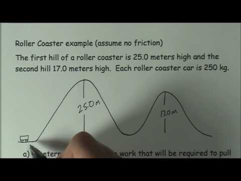 Energy Part 3   Inclined plane