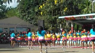 happy fiesta 2012 : Kawayan,libagon southern leyte purok 1