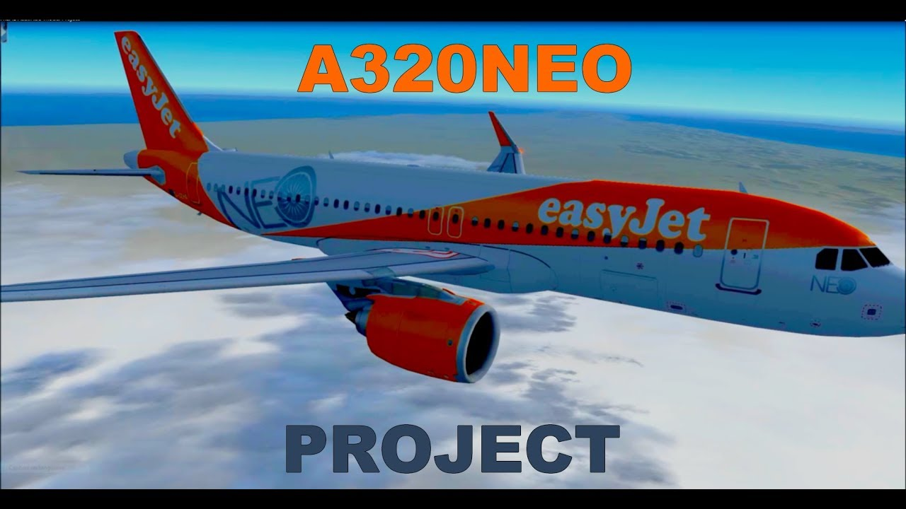 FSX REAL A320NEO Model Project
