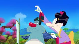 Download Video ⭐NEW 2018⭐ Oggy and the Cockroaches - Oggy-Sumo (S05E56) Full Episode in HD MP3 3GP MP4