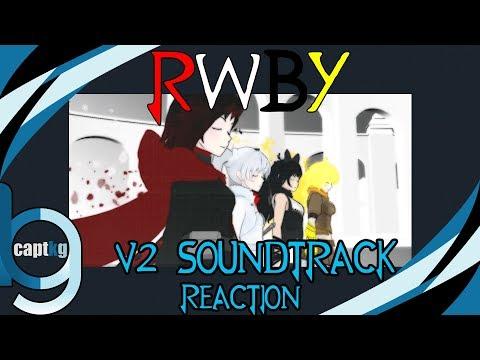 RWBY Volume 2 Soundtrack - Reaction w/ Jordie
