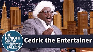 cedric the entertainer wants to audition for hamilton