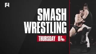 Jody Threat vs. Xandra Bale | Smash Wrestling Thurs. at 8:30 p.m. ET on Fight Network