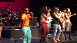 Visions of Love- Quintavious Johnson- Jam Camp 2014