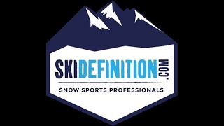 Ski Definition Presentation - Telemark - Performance Analysis Skiing - Off Piste 10/3/2021