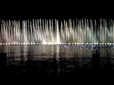West Lake Water & Light Show (Hangzhou, China)