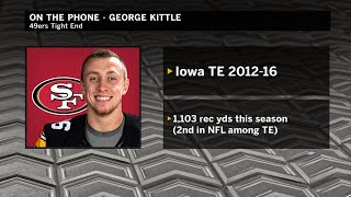 George Kittle | Iowa | Big Ten Football