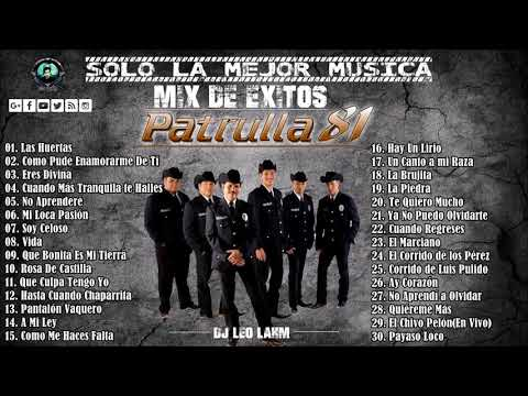 Patrulla 81 Mix Duranguense del Recuerdo by Dj Leo Lahm