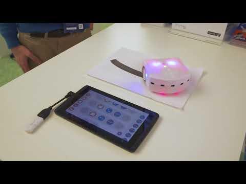 Built with Qt: Thymio mobile robot, ETH Zürich, QtWS17