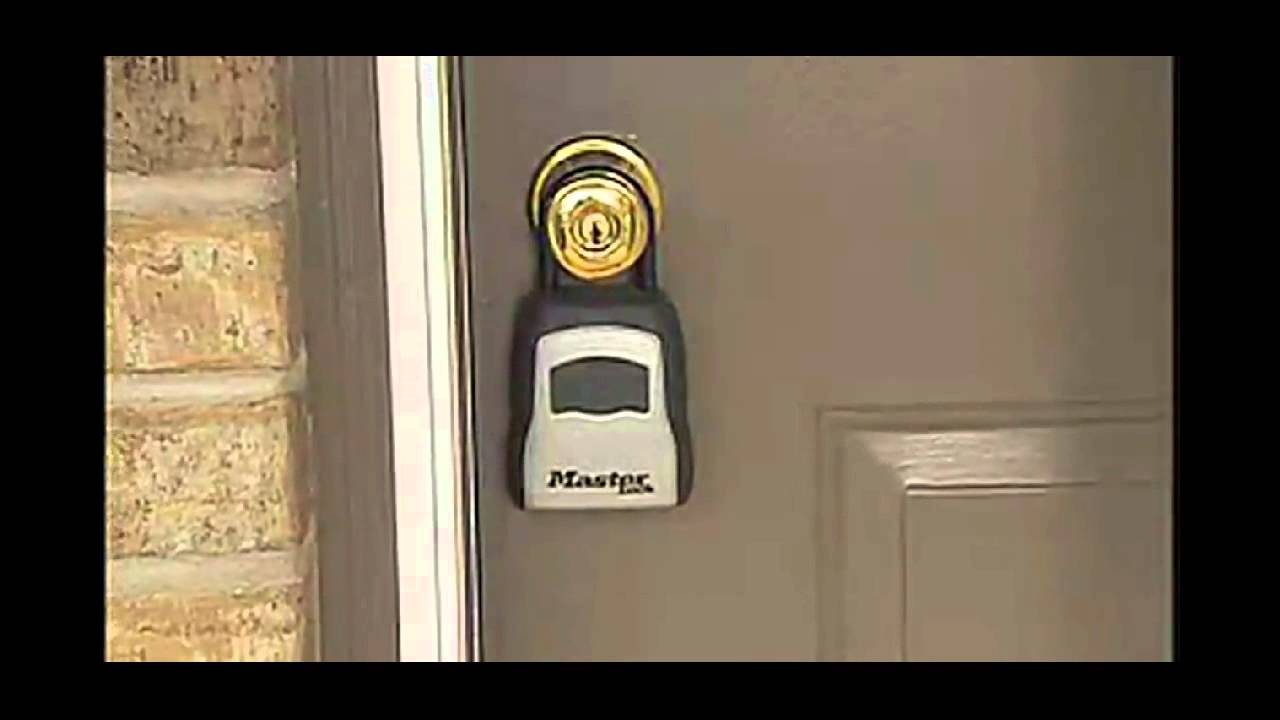Master Lock 5401d Select Access Wall Mounted Key Storage