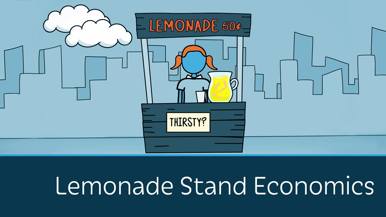 lemonade stand economic report What my childhood lemonade stand taught me about economics and government while a lemonade stand seems to be both house republicans release russia report.