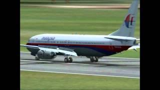 Malaysia Airlines Boeing 738 Balik Kampung [HD]