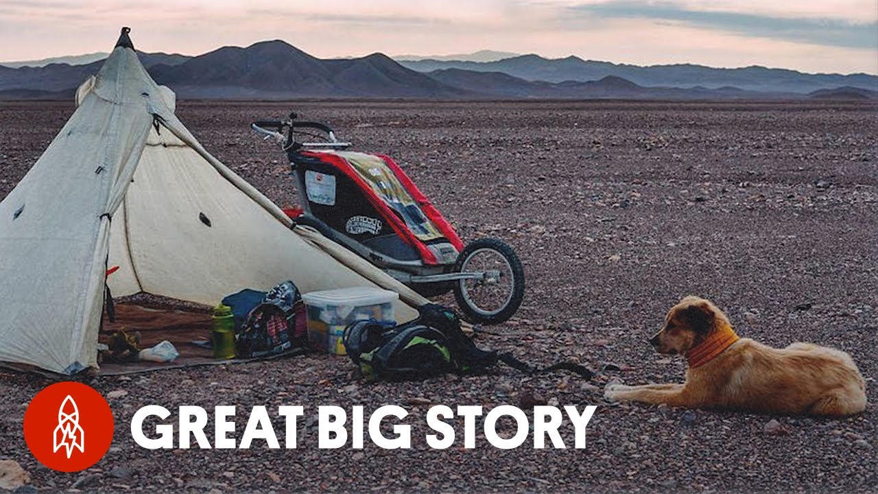 Why One Man Is Walking Around the World With His Dog