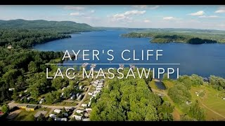 Ayer's Cliff & Lake Massawippi