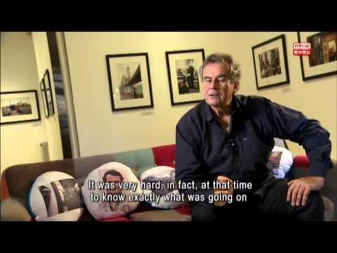 F11 Photographic Museum - Interview with Bruno Barbey on 29 May 2015 (* Video credit: RTHK)
