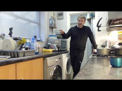 LG WM14225FD Direct Drive Washing Machine - Its final day.