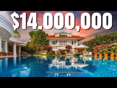 Inside a $14,000,000 Mansion by the Bosphorus, ISTANBUL