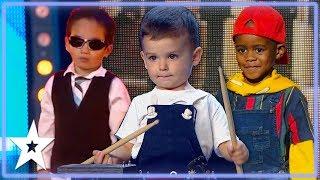 Toddlers Got Talent MELT HEARTS on Got Talent | Kids Got Talent