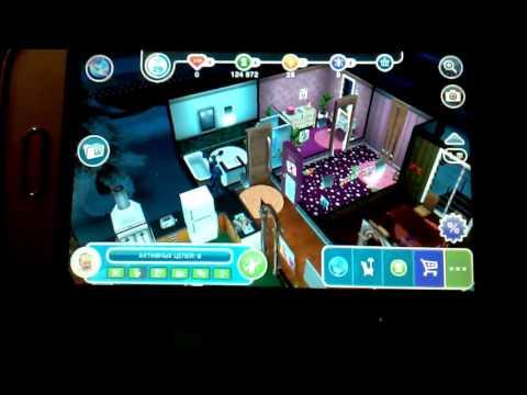 Sims Free play 1/★ Волшебный лес и дом семьи Де Партер!★