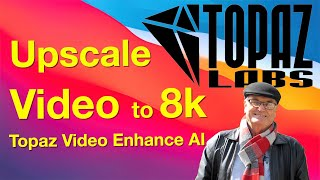 Upscale Video - Topaz Video Enhance AI - is it worth it? - Training Final Cut  10.5.1