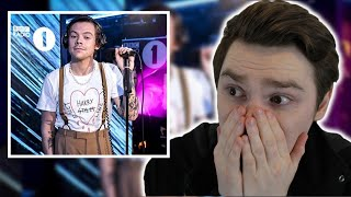 NEVER Listened to HARRY STYLES - Juice Cover (Originally by Lizzo)
