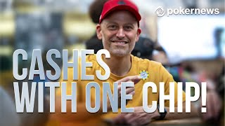 This man made money in the Millionaire Maker with just ONE chip!