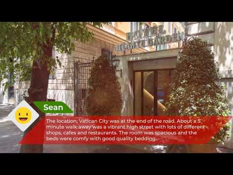 Atlante Garden Hotel 4 ⭐⭐⭐⭐ | Reviews Real Guests. Real Opinions. Rome, Italy