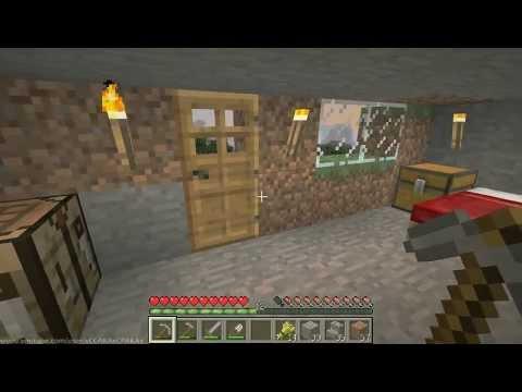 🎮 Забег по моему маленькому миру в игре Minecraft - Как поздравить с Днем Рождения