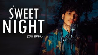 Cover images BTS (V) - Sweet Night (Cover Español) | Keblin Ovalles